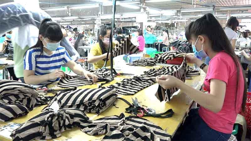 xưởng may gia công thời trang